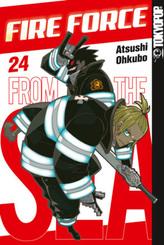 Fire Force - Bd.24