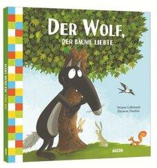Der Wolf, der Bäume liebte