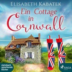 Ein Cottage in Cornwall, 2 Audio-CD, MP3