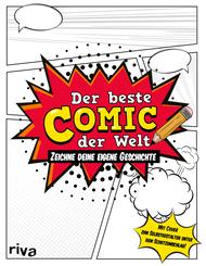 Der beste Comic der Welt - Mit Cover zum Selbstgestalten