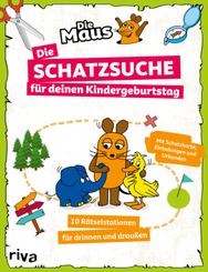 Die Maus - Die Schnitzeljagd für deinen Kindergeburtstag