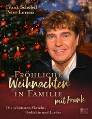 Fröhliche Weihnachten in Familie mit Frank