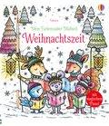 Mein Farbenzauber-Malbuch: Weihnachtszeit