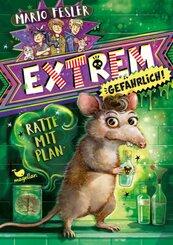 Extrem gefährlich! Ratte mit Plan