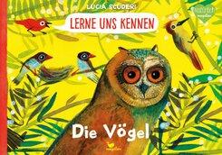 Lerne uns kennen - Die Vögel