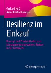 Resilienz im Einkauf