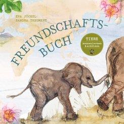 Freundschaftsbuch - Tiere kennenlernen und schützen