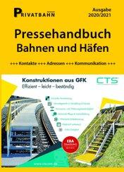 Pressehandbuch Bahnen & Häfen 2020/2021