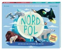 Nordpol - Südpol
