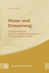 Name und Erinnerung