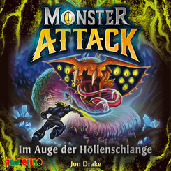 Monster Attack (3), 2 Audio-CD