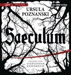Saeculum, 1 Audio-CD, 1 MP3