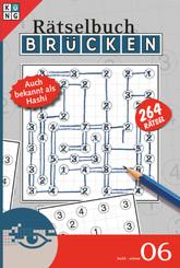 Brücken-Rätselbuch, Auch bekannt als Hashi - .6