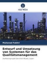 Entwurf und Implementierung von Qualitätsmanagementsystemen