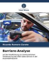 Barriere-Analyse