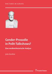 Gender-Prosodie in Polit-Talkshows?