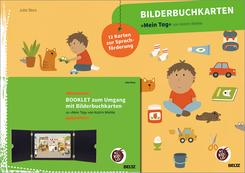 Bilderbuchkarten »Mein Tag« von Katrin Wiehle