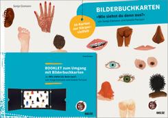 Bilderbuchkarten »Wie siehst du denn aus?« von Sonja Eismann und Amelie Persson