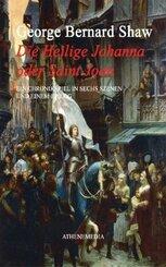 Heilige Johanna oder Saint Joan