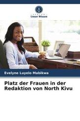 Platz der Frauen in der Redaktion von North Kivu