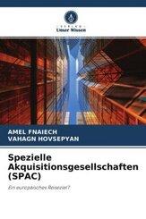 Spezielle Akquisitionsgesellschaften (SPAC)