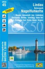 UK50-45 Lindau, Naturpark Nagelfluhkette