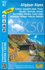 UK50-47 Allgäuer Alpen