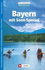 Die schönsten Kanutouren in Bayern