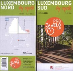 LUXEMBOURG - BY CYCLE EDITION 2021, 2 Teile