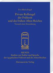 Private Rollsiegel der Frühzeit und des frühen Alten Reiches