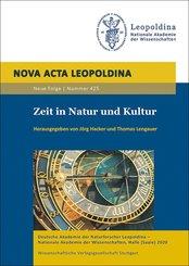 Zeit in Natur und Kultur
