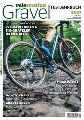 Gravel Velomotion Testjahrbuch 2021