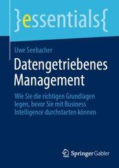 Datengetriebenes Management