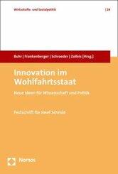Innovation im Wohlfahrtsstaat