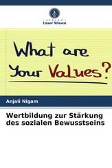 Wertbildung zur Stärkung des sozialen Bewusstseins