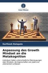 Anpassung des Growth Mindset an die Metakognition