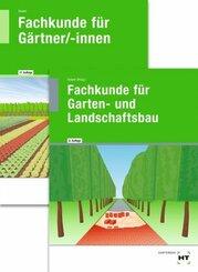 Fachkunde für Gärtner + Fachkunde für Garten- und Landschaftsbau, 2 Bde.