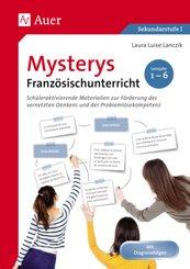 Mysterys Französischunterricht 1.-6. Lernjahr