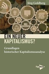 Ein neuer Kapitalismus?
