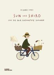 Sun und Shiro und die gelb gepunktete Schlange