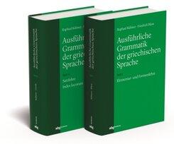 Ausführliche Grammatik der griechischen Sprache, 2 Teile