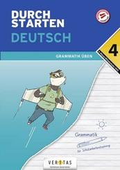 Durchstarten - Deutsch Mittelschule/AHS - 4. Klasse