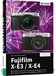 Fujifilm X-E3 / X-E4