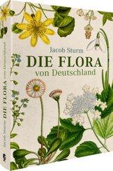 Jacob Sturm - Die Flora von Deutschland