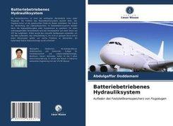 Batteriebetriebenes Hydrauliksystem