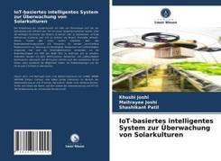IoT-basiertes intelligentes System zur Überwachung von Solarkulturen