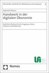 Handwerk in der digitalen Ökonomie