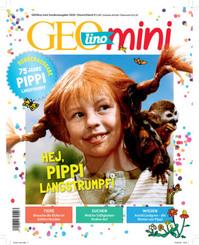 GEOlino mini Sonderheft 1/2020 - 75. Jubiläum Pippi Langstrumpf