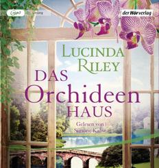 Das Orchideenhaus, 1 Audio-CD, MP3