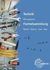 Technik BFS Saarland Formelsammlung